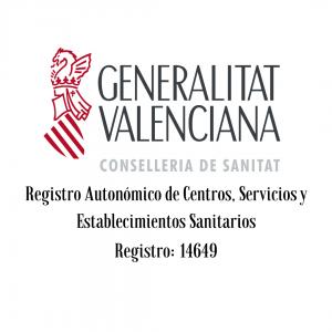 registro centro sanitario psicologos valencia
