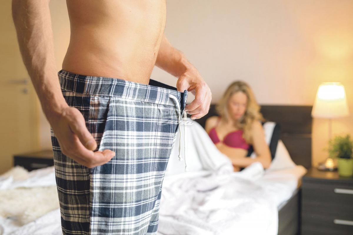 impotencia disfuncion erectil valencia