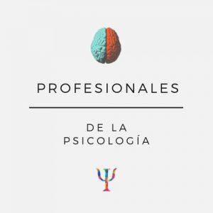psicologos profesionales de la psicologia