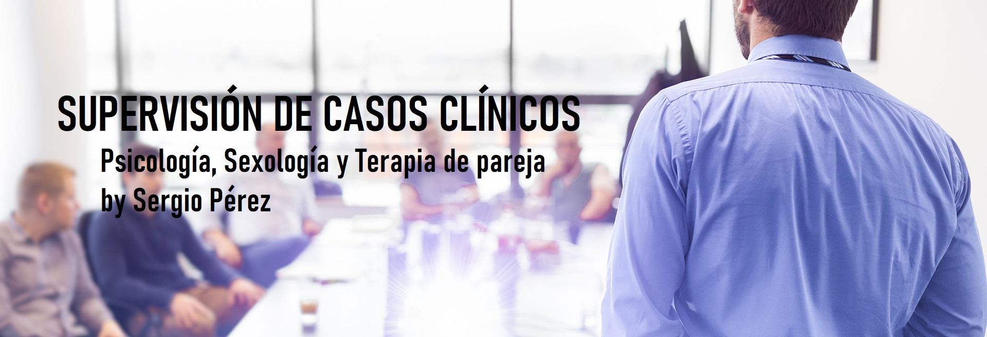 Servicio de supervisión clínica en terapia sexual y de pareja para psicólogos y psicólogas.